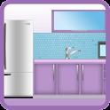 juegos de cocina de diseño icon