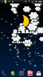 Weather Flow ! Live Wallpaper Screenshot 11