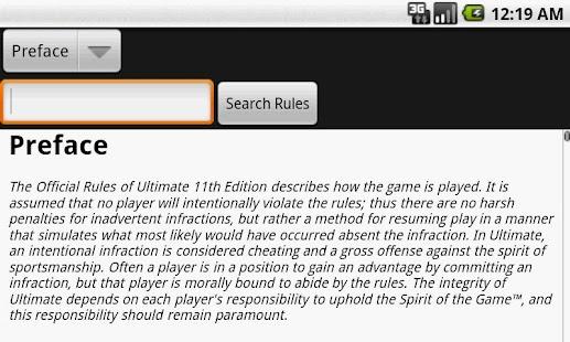 Ultimate Rulebook- screenshot thumbnail
