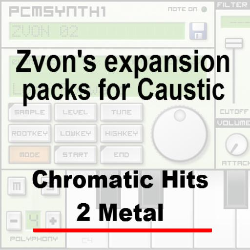 Chromatic Hits 2 - Metal