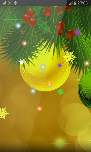 Christmas Tree Maker Snow HD