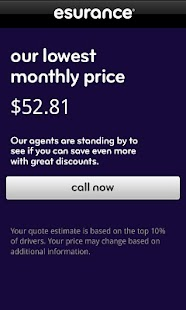 Esurance Mobile - screenshot thumbnail