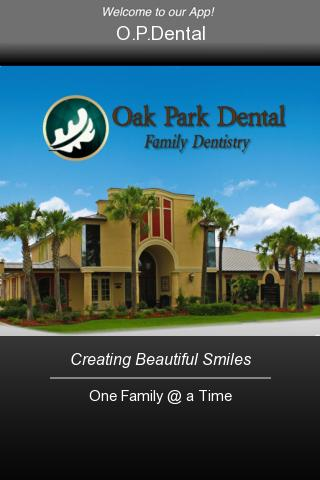 Oak Park Dental- screenshot