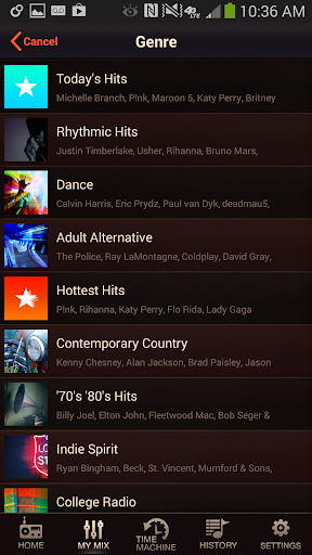 Mad Genius Radio 1.14.1 screenshots 2