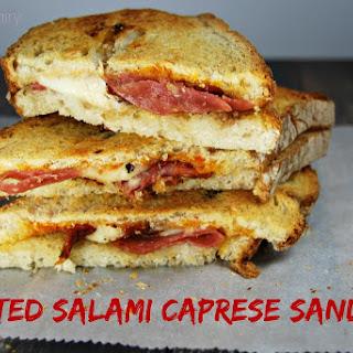 Salami Sandwich Recipes.