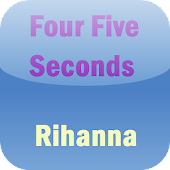 Rihanna Four Five Seconds Free