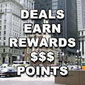 Deals Boston Earn Rewards Cash logo