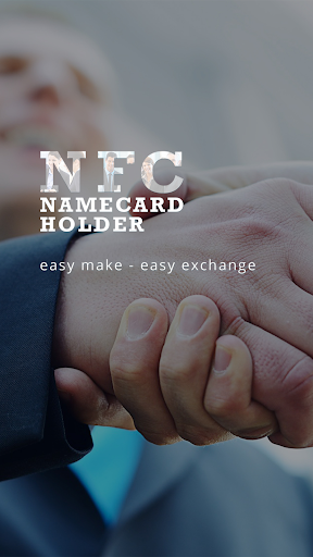 NFC NameCard Holder