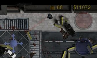 Screenshot of Last Stand Lite