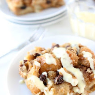 Custard Sauce Bread Pudding Recipes.