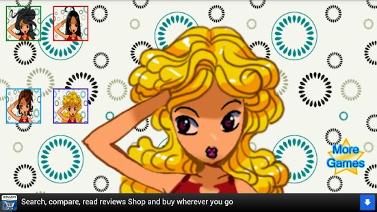 Pretty Tina's Hair Salon - screenshot thumbnail