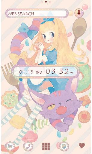 Alice's Sweets Party Theme 1.0.0 Windows u7528 1