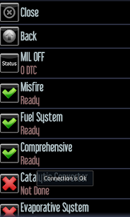 Car Gauge Lite OBD2- screenshot thumbnail