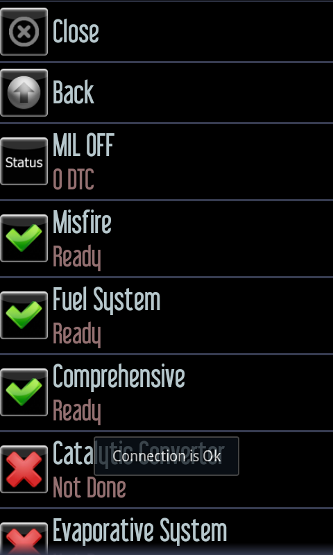 Car Gauge Lite OBD2- screenshot