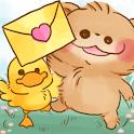 EmojiMail AnimalMessageFree logo
