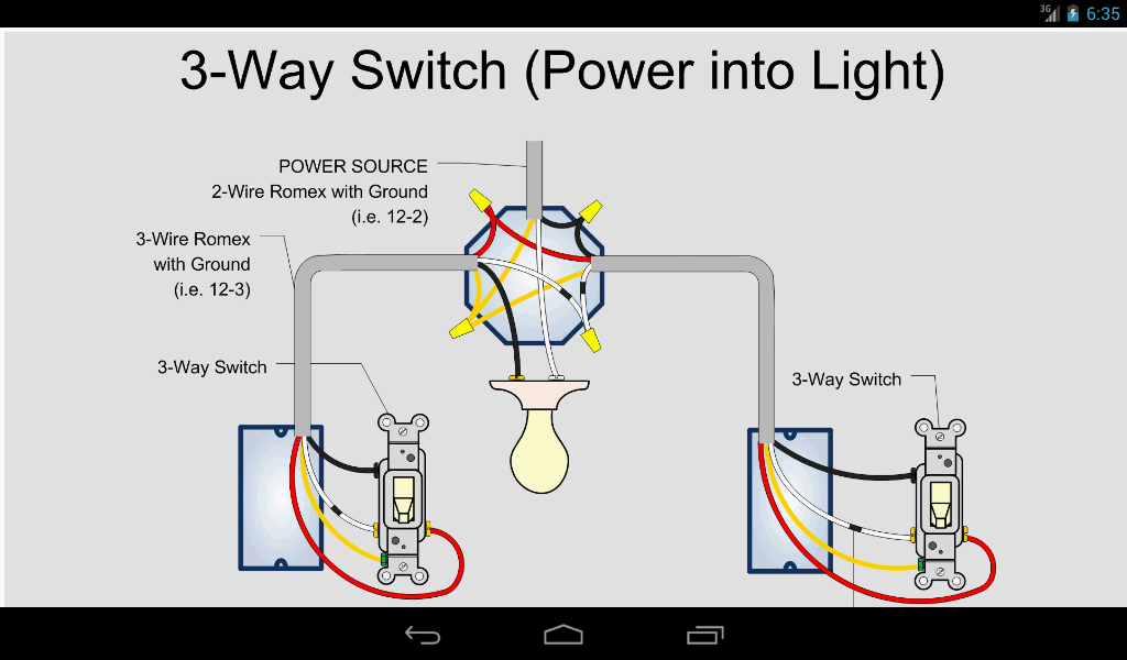 A 3 Way Switch Wire Diagram For Dummies Manual Guide