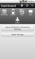 Screenshot of IACPM2011