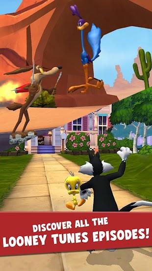Looney Tunes Dash!- screenshot thumbnail
