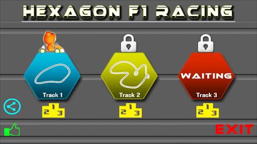 Hexagon Track Racing