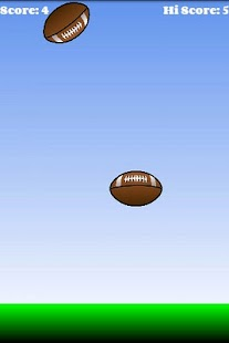 Football Games - Rugby Juggle - screenshot thumbnail