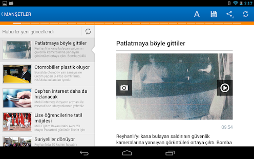 Zaman - screenshot thumbnail