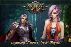 Screenshot of Emross War - Deutsche