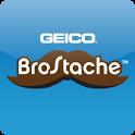 GEICO BroStache icon