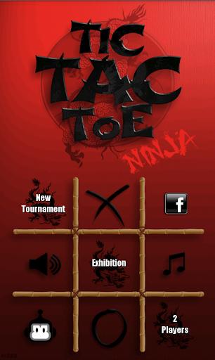 Tic Tac Toe Ninja