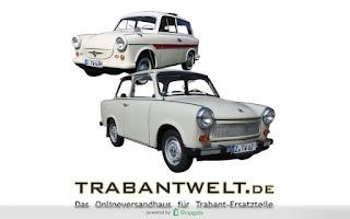 Screenshot of trabantwelt.de
