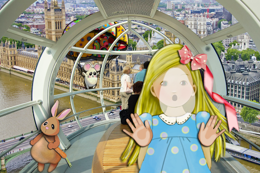 Maddy Goes to London