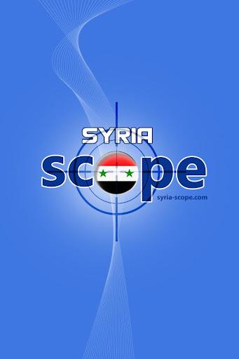 Syria Scope
