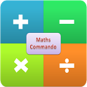 Maths Commando (Ad Free) icon