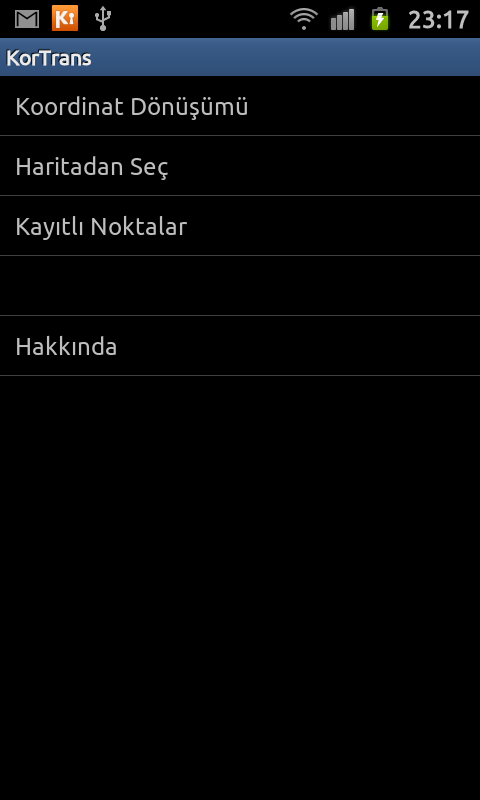KorTrans Pafta- screenshot