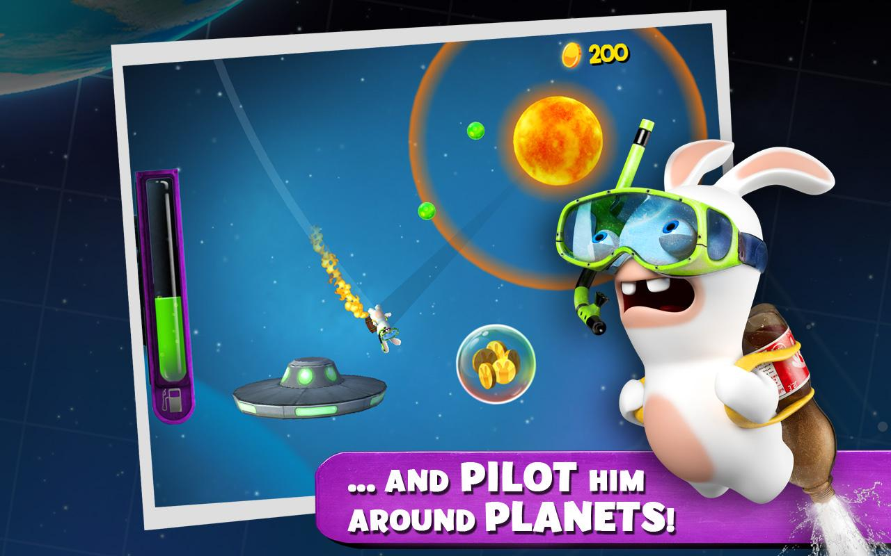 Rabbids Big Bang - screenshot