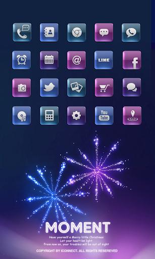 moment icon theme