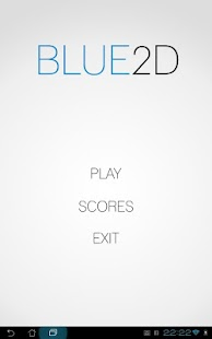 Blue2D- screenshot thumbnail