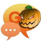 Theme Halloween for GO SMS Pro icon