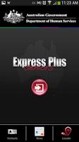 Screenshot of Express Plus Seniors