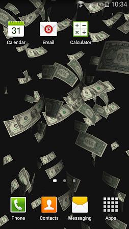 Money Rain Live Wallpaper 112 Screenshot 1431570