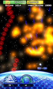 Alien Avian Attack - demo- screenshot thumbnail