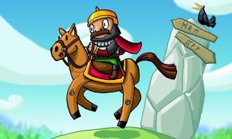 Screenshot of I Cavaliere Coragioso