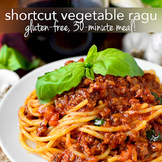 Shortcut Vegetable Ragu (30-Minute Meal)