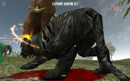Life Of Black Tiger FREE Screenshot
