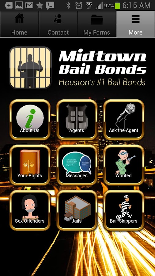 Midtown Bail Bonds- screenshot
