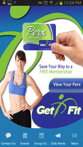GetFit Athletic Club