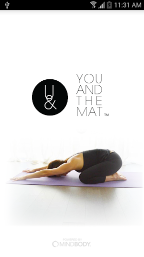 You And The Mat