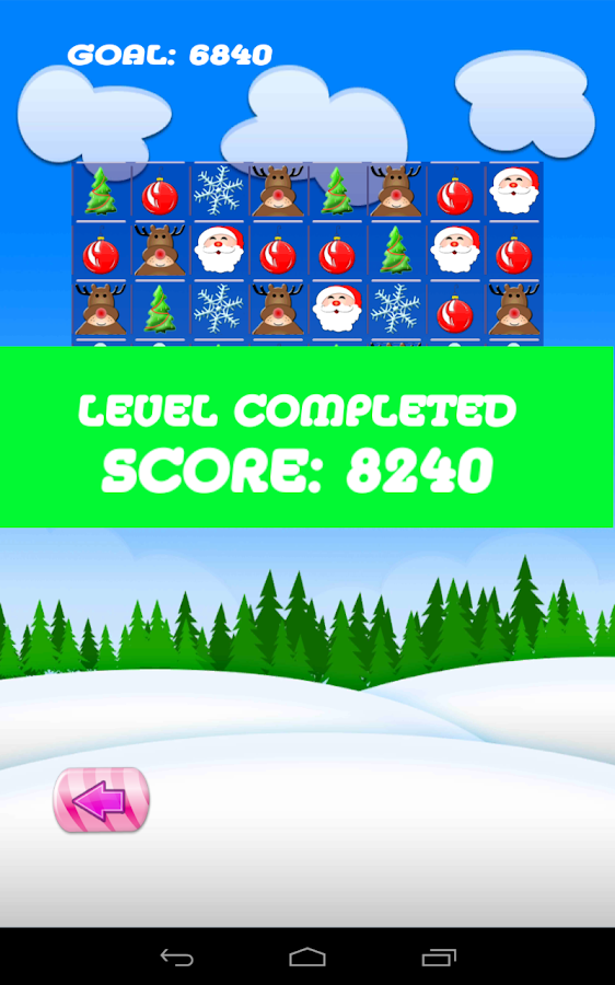JingleJangle Christmas Crush - screenshot