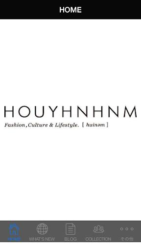 ファッション カルチャー情報などが見れるアプリ「フイナム」