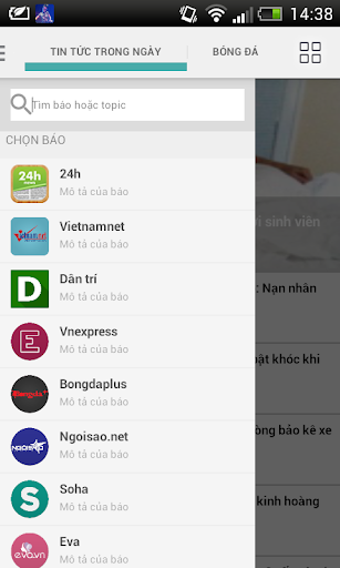 Bao tong hop - Bao Dien Tu