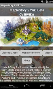 MapleStory 2 Wiki Beta